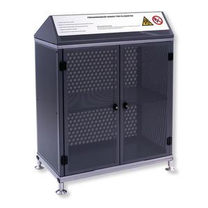 PU Skåp (airbag förvaring)