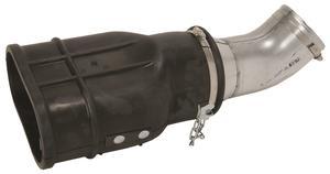 Avgaspaket kpl med motor